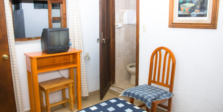 Habitación-Sencilla-Matrimonial-Zacatlan